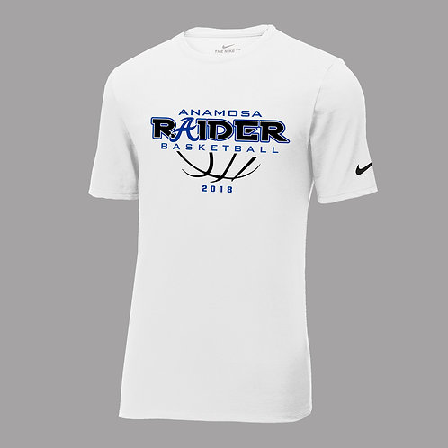 Raider Basketball Nike T-Shirt