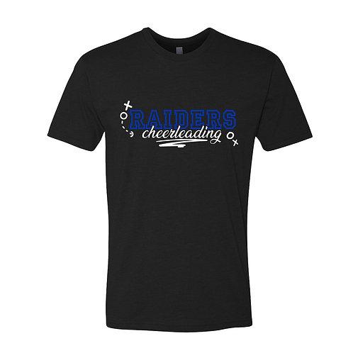 Raider Cheerleading Next Level T-Shirt