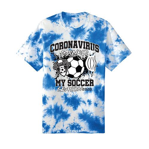 AYSO Tie-Dye T-Shirt