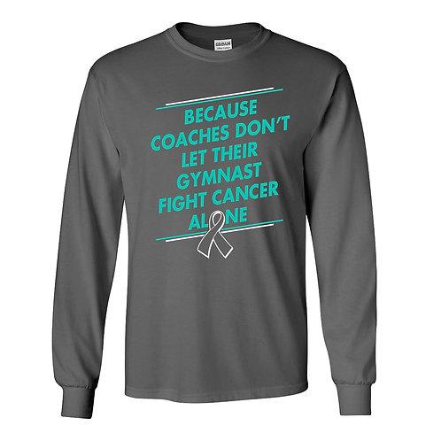 Mya Strong Lg Slv T-Shirt (Coaches)