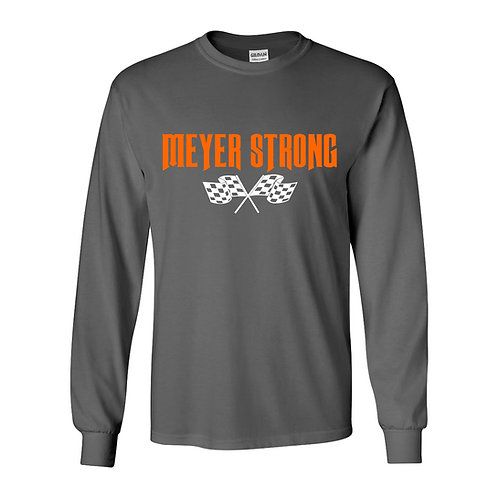 Meyer Strong Lg Slv T-Shirt