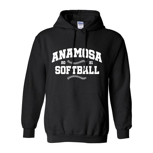 Anamosa Softball Hoodie