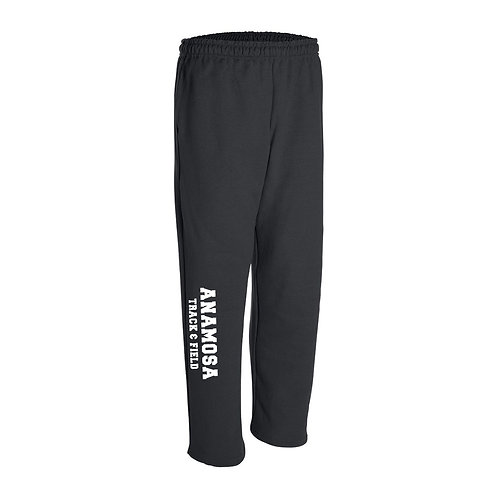 Anamosa Girls Track Dry Blend Sweatpants w/Pocket