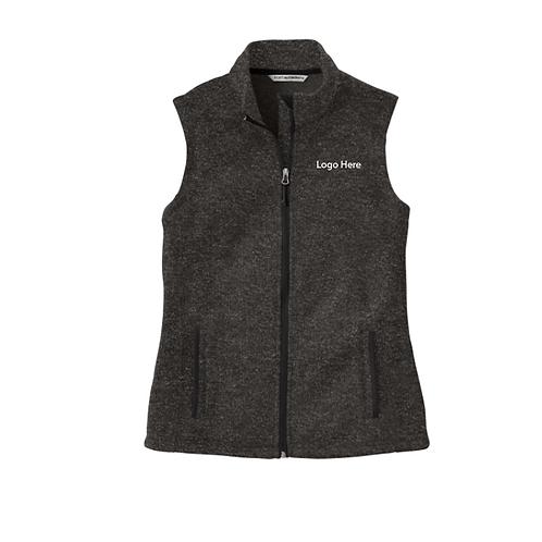 MercyCard Sweater Fleece Vest
