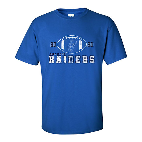 Raider Football Gildan T-Shirt