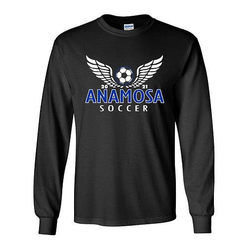 Anamosa Soccer Lg Slv T-Shirt