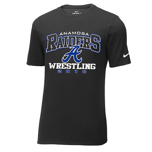 Raider Wrestling Nike T-Shirt