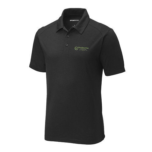 Woodland Park Tri-Blend Wicking Polo