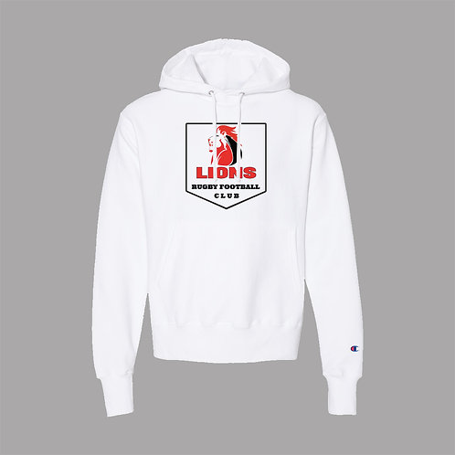 Lions Rugby 12 oz. Champion Hoodie
