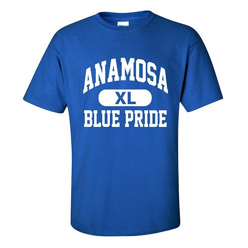 Anamosa Blue Pride T-Shirt