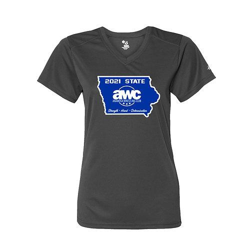 AWC State Ladies V-Neck