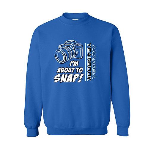 Anamosa Yearbook Crew Sweatshirt