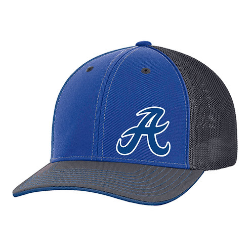 Raider Softball Fitted Hats