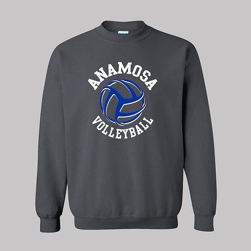 AVC Charcoal Crew Sweatshirt