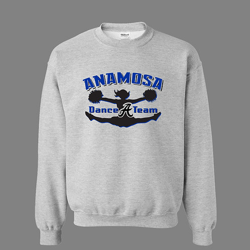 Anamosa Dance Gildan Crew Sweatshirt