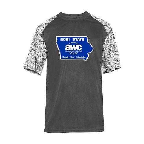 AWC State Blend Sport T-Shirt