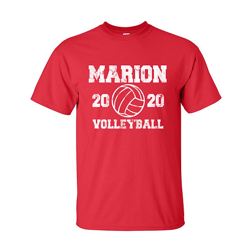 Marion Volleyball T-Shirt