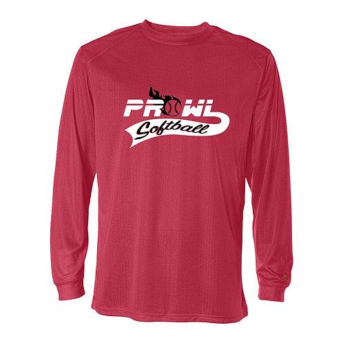 Prowl Perf. Lg Slv T-Shirt