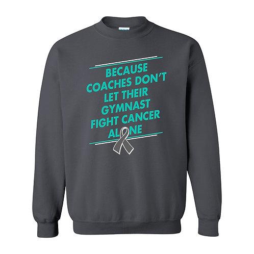 Mya Strong Crew Sweatshirt (Coaches)