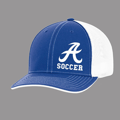 Anamosa Soccer Fitted Hats