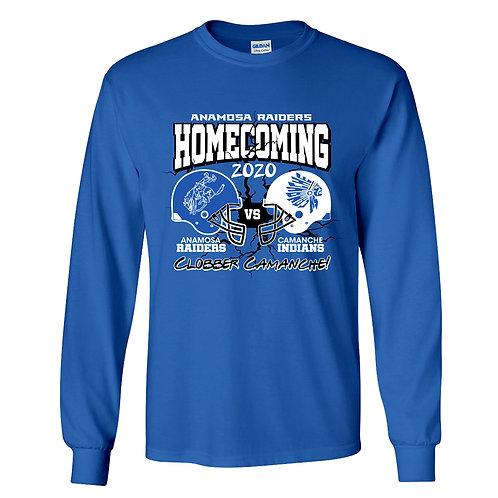Anamosa Homecoming Gildan Lg Slv T-Shirt