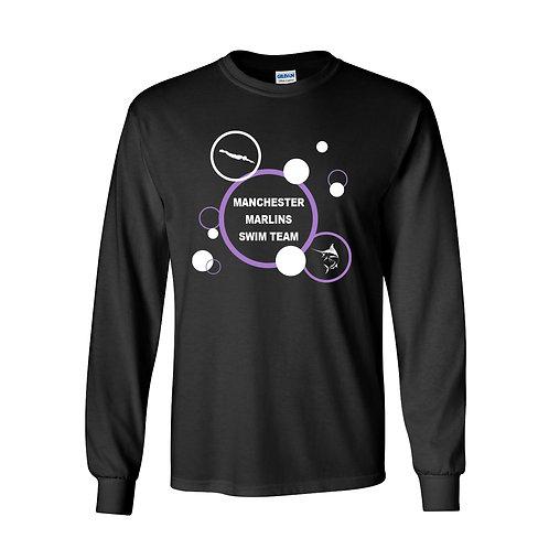 Manchester Swim Team Long Sleeve T-Shirt