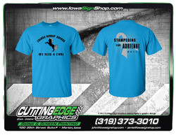 Screen Printing - Diabetes T-Shirt