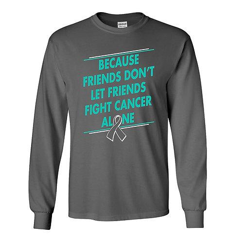 Mya Strong Lg Slv T-Shirt (Friends)
