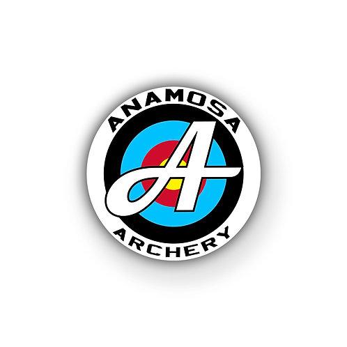 Anamosa Archery Decal