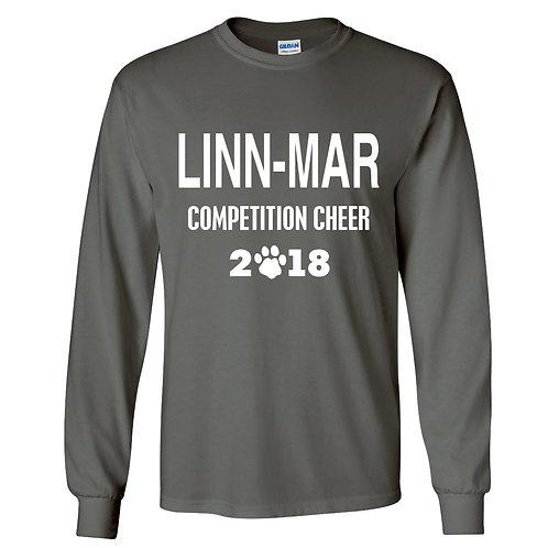 Linn-Mar Cheer Long Sleeve
