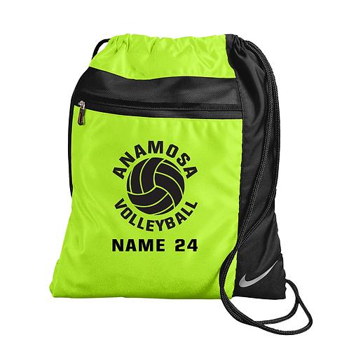 Raider Volleyball Nike Cinch Sack