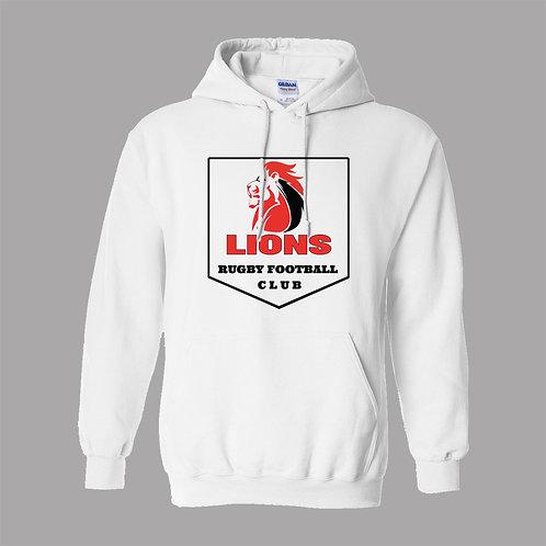 Lions Rugby Gildan Hoodie
