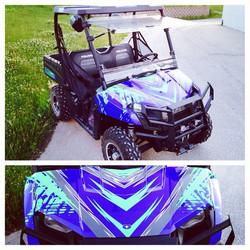 ATV Wrap