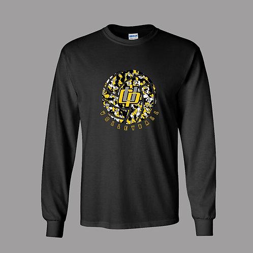 CPU Volleyball Gildan Lg Slv T-Shirt