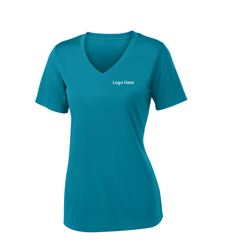 MercyICU Ladies Competitor V-Neck
