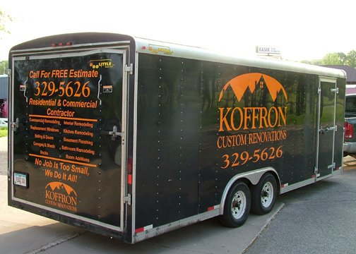 Koffron Trailer Graphics