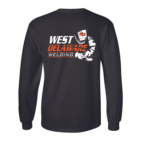 WD Welding Long Sleeve T-Shirt