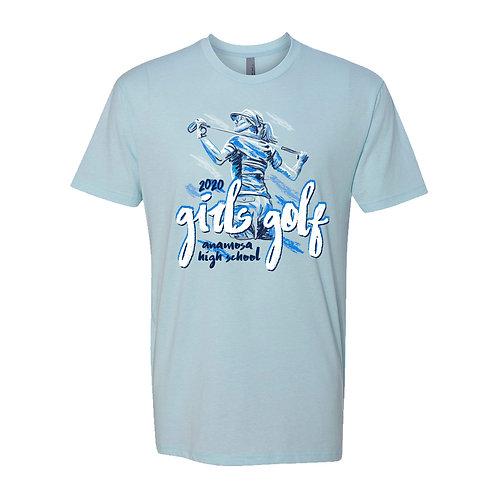 Anamosa Golf Next Level T-Shirt