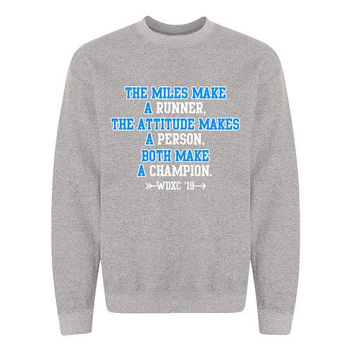 WD Girls XC Crew Sweatshirt