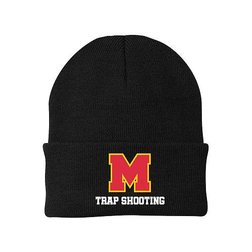 Marion Trap Shooting Knit Cap