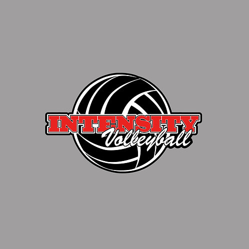 Intensity Volleyball Decal