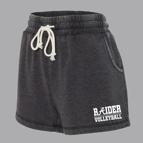 Raider Volleyball Rally Shorts