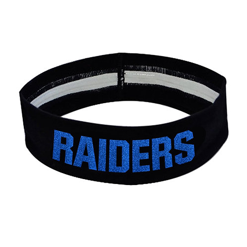 Raiders No Slip Headband