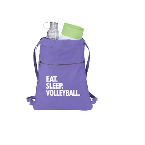 Raider Volleyball Cinch Pack