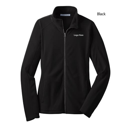Avalon Microfleece Full Zip Jacket