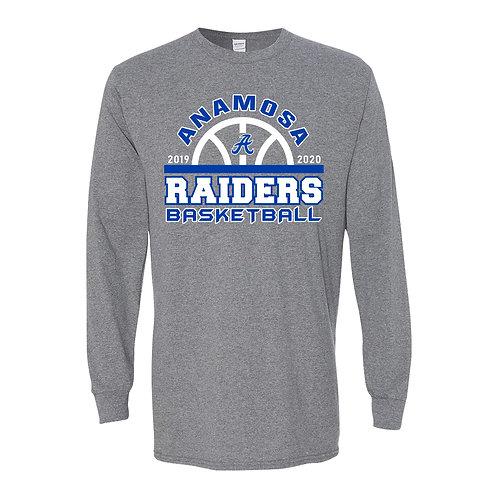 Anamosa Basketball Gildan Lg Slv T-Shirt