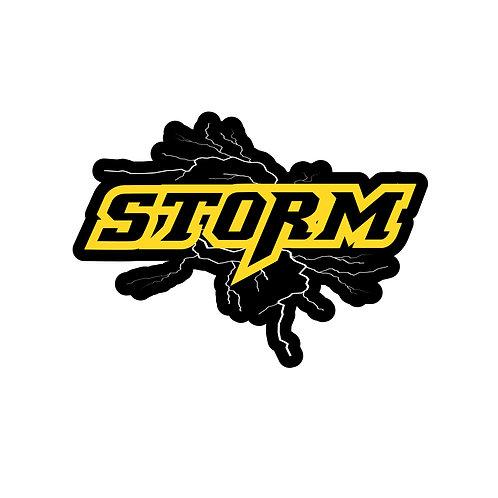 CPU Storm Decal