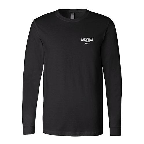 Bowman Woods Bella+Canvas Lg Slv T-Shirt