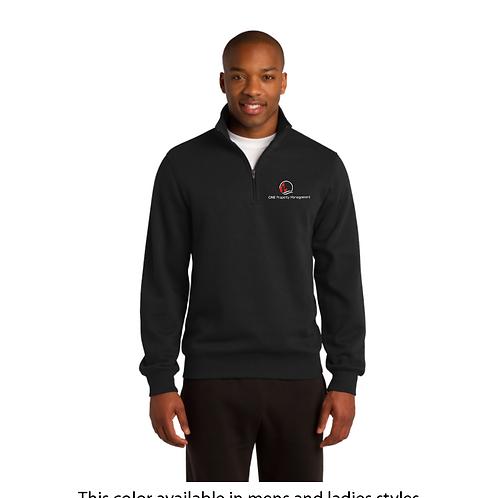 One Property Sport-Tek 1/4 Zip Sweatshirt