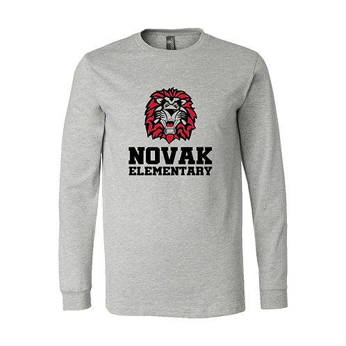 Novak Bella+Canvas Lg Slv T-Shirt